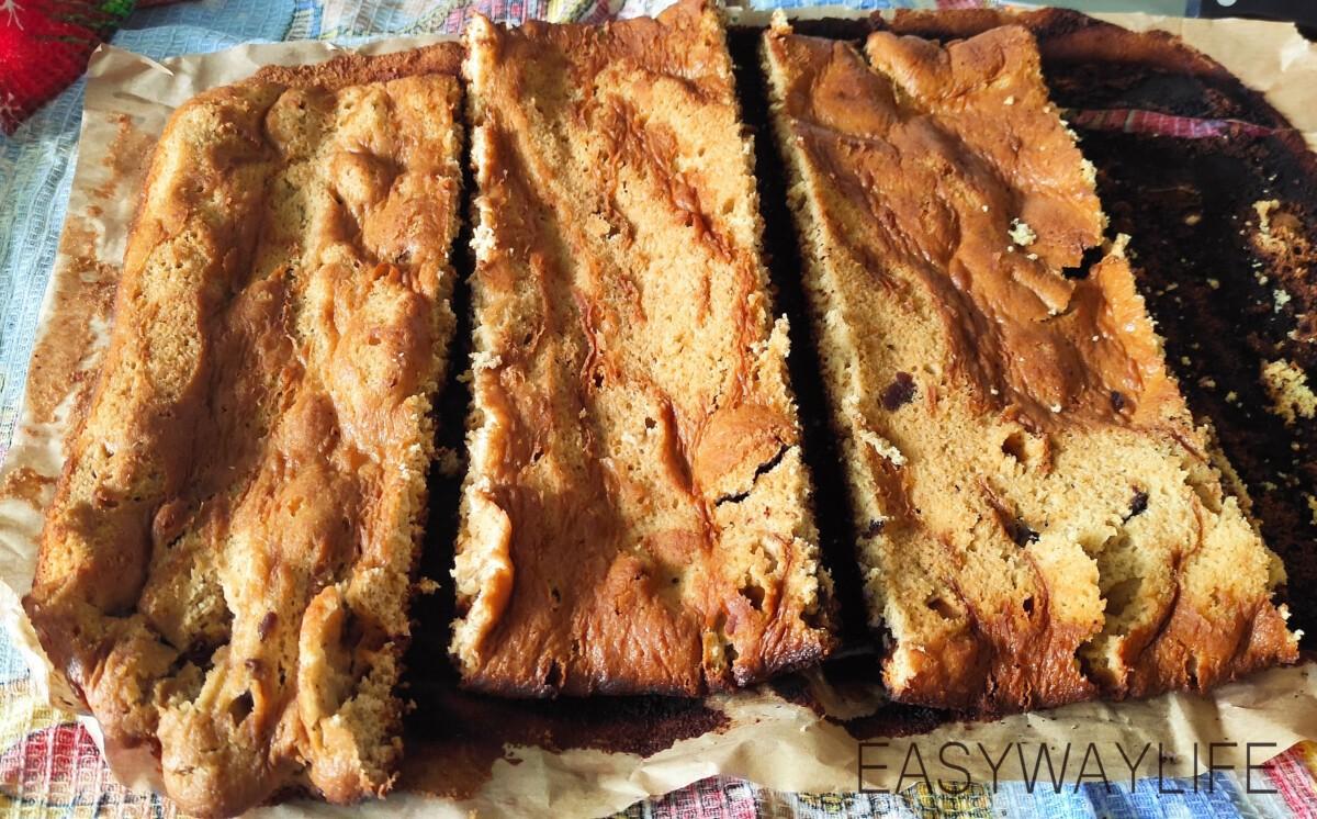 Пропитка коржей и формирование торта рис 2