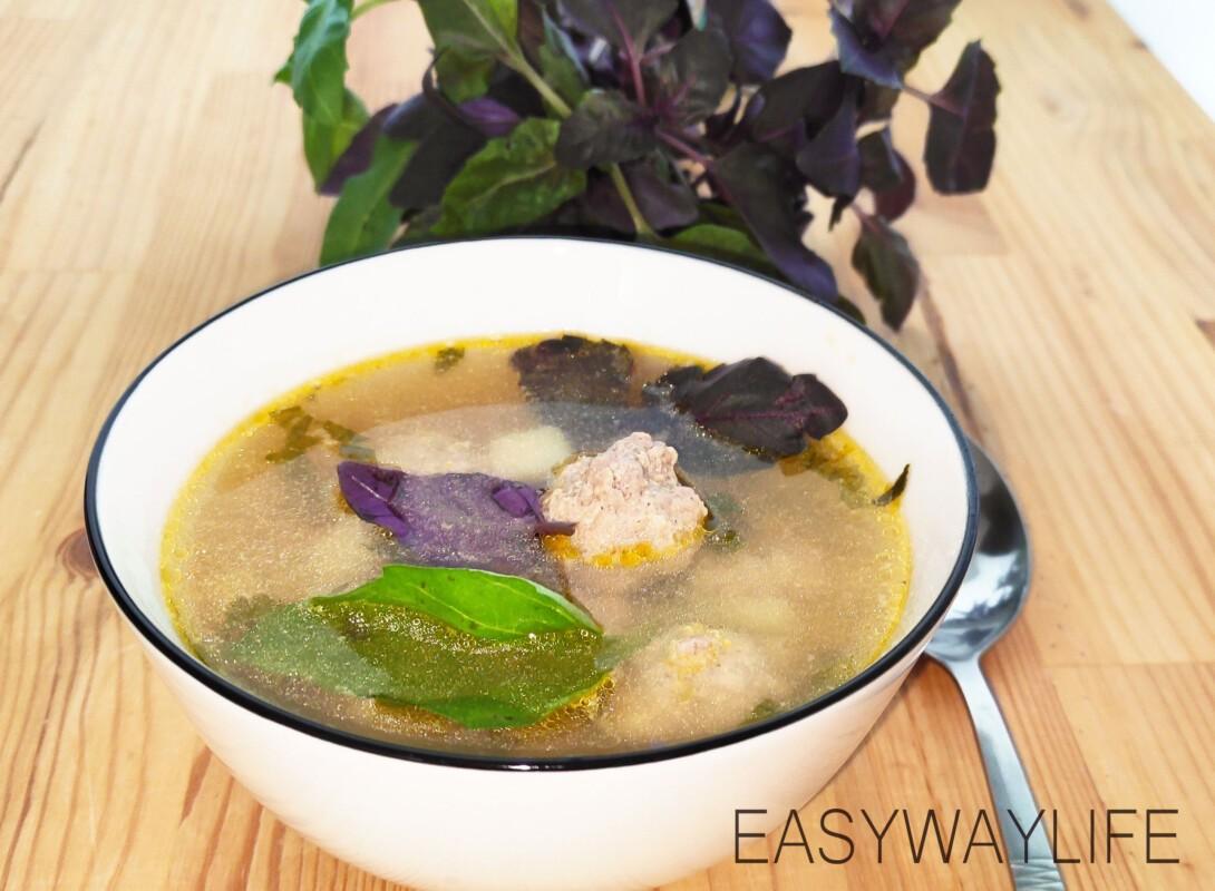 Варка супа рис 4