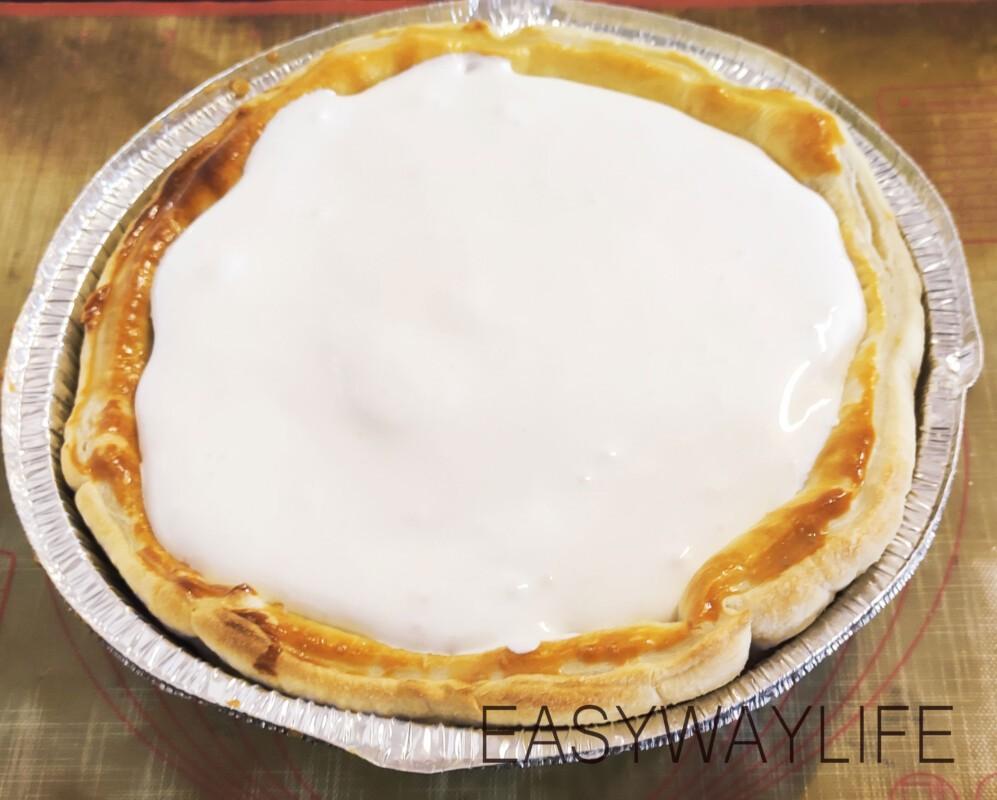Меренга для яблочного пирога рис 3