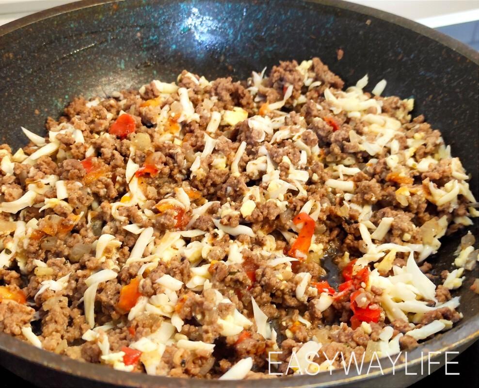 Начинка для греческого пирога рис 4