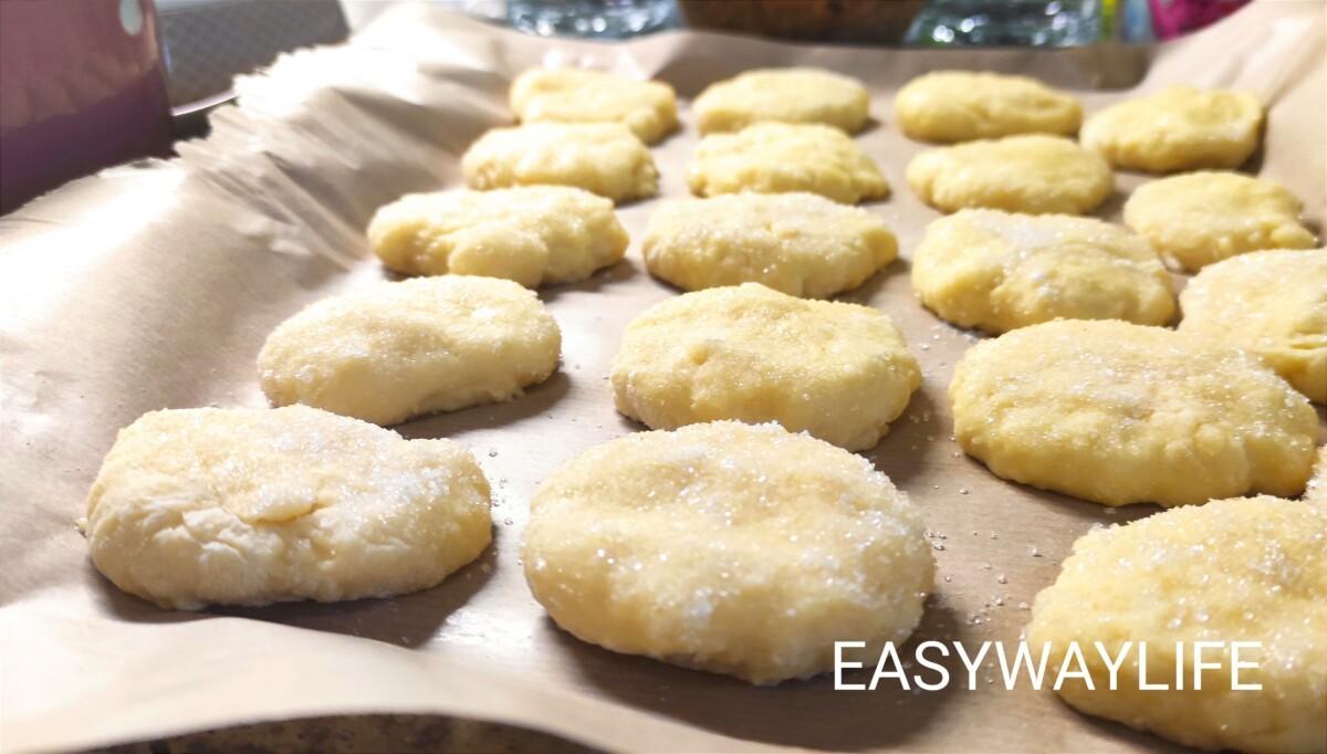 Приготовление теста для печенья рис 2