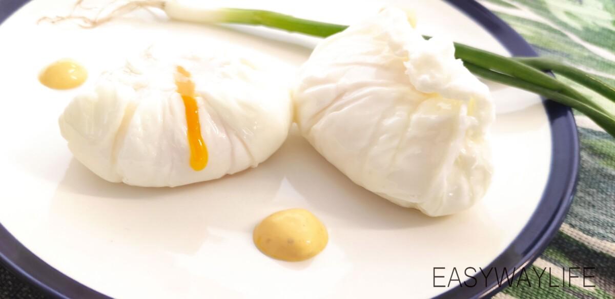 Подготовка и варка яиц пашотрис 4