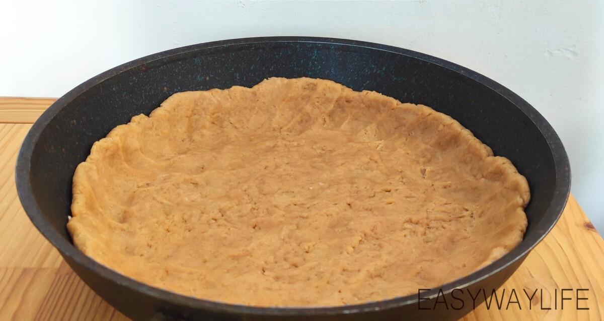 Приготовление основы для орехового тарта рис 2