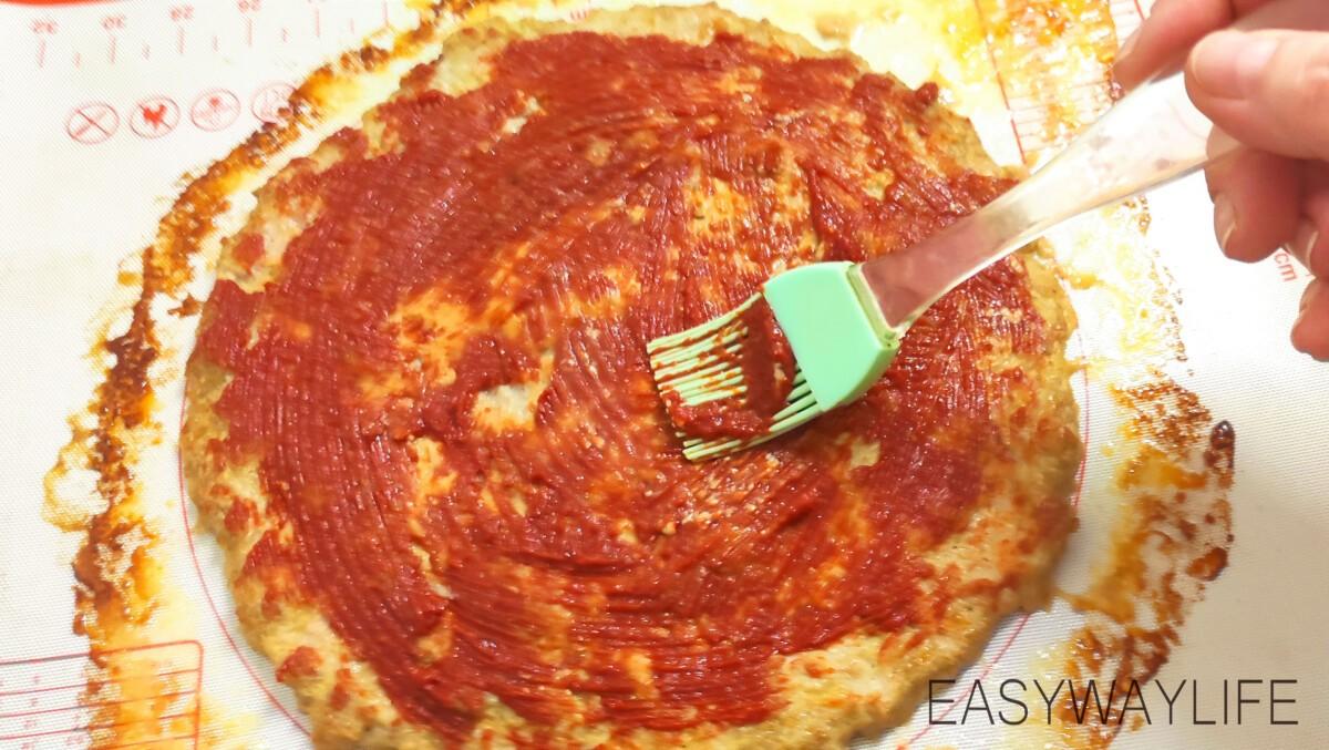 Нарезка овощей для пиццы рис 4