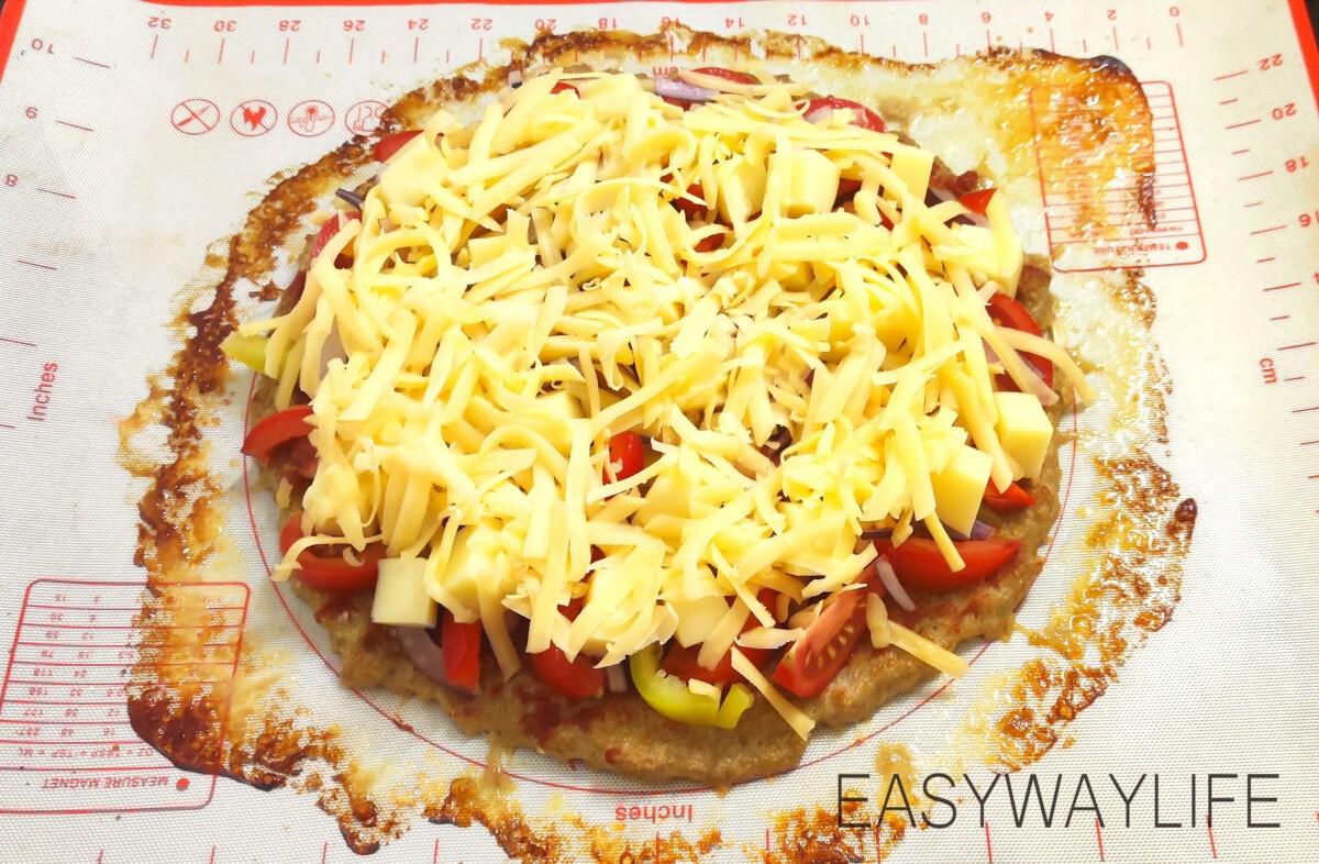 Нарезка овощей для пиццы рис 6