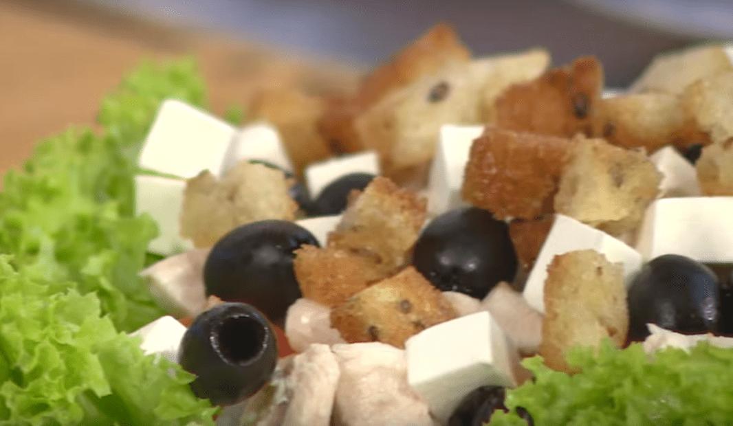 Рецепт салата греческий классический в домашних условиях 7